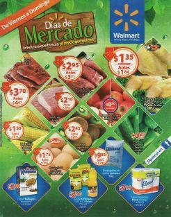 Los productos que esperas toda la semana WALMART mercado - 10oct14
