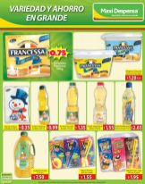 MAXI DEPSPENSA ofertas Margarina francesa vegetal 75 centavos - 28oct14