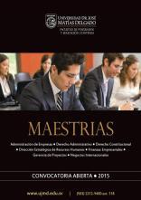 Maestrias Universidad Doctor jose matias delgado 2015