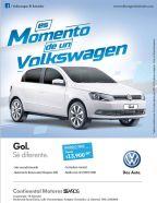 Momento VOLKSWAGEN GOL 2015 promotions savings - 21oct14