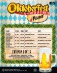 OKTOBERFEST 2014 la fiesta de la cerveza PILSENER