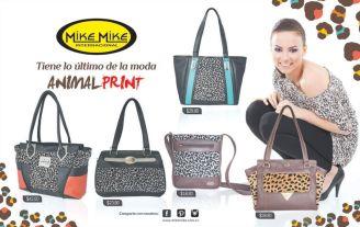 Ofertas en carteras animal pattern fashion