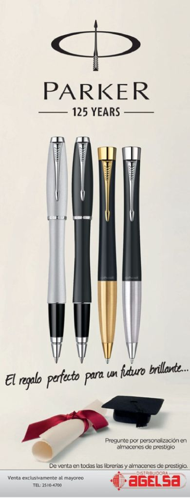 PARKER pen perfect GIFT graduation prom 2014