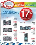 Promociones PRADO compra AHORA y paga en DICIEMBRE - 31oct14