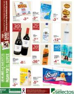 RON vodka WHISKY all discounts on super selectos - 03oct14