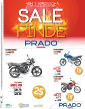 SALE finde PRADO el salvador ofertas y promociones - 17oct14
