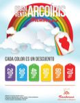 SAMBORNS el salvador gran venta de arcoiris - 10oct14