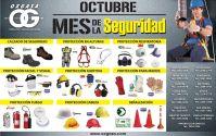 Seguridad para tus empleados en sus trabajos industriales