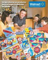 WALMART Ahorra en tus compras y compartelo en FAMILIA - 03oct14