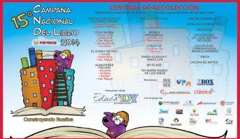 campaña nacional del libro 2014