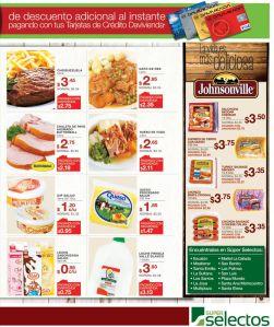 carnes importadas ofertas supermercado selectos - 22oct14