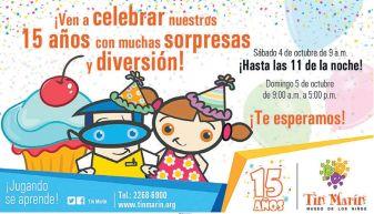 celebrar con TIN MARIN sorpresas y diversion para niños - 04oct14