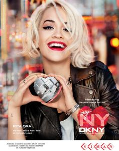 my NY DKNY new scent for her