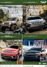 new series JEEP 2015 CHEROKEE COMPASS