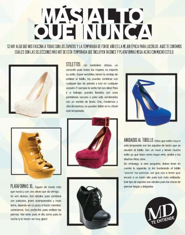 styles High hell FASHION tacones mas altos