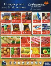 supermercado La Despensa de Don Juan OFERTAS fin de semana - 17oct14