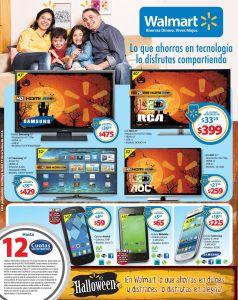 supermercado WALMART descuentos HALLOWEEN products - 24oct14