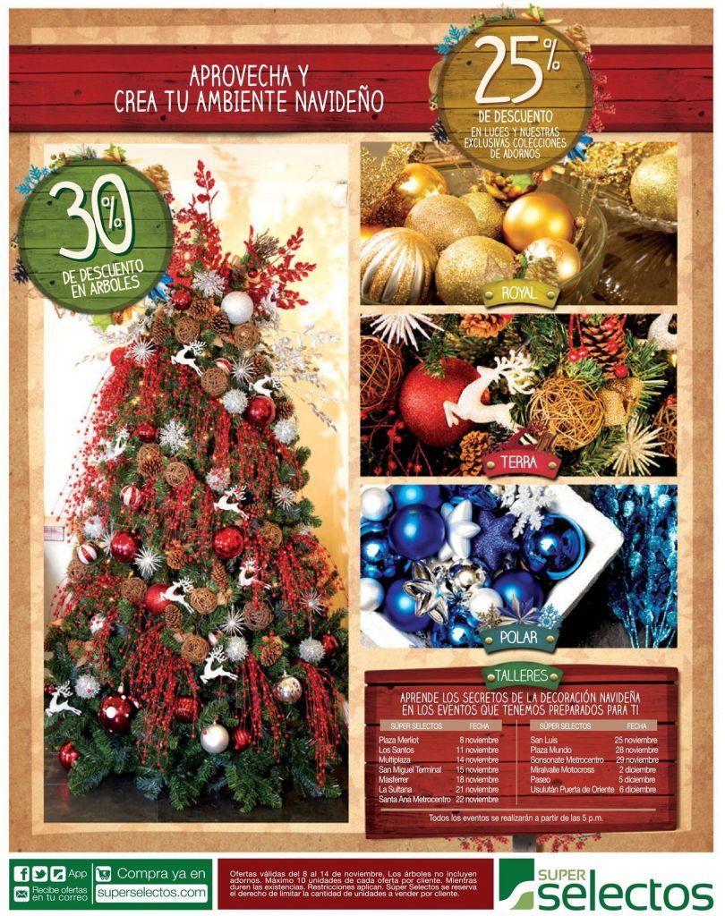 COMO Crear tu ambiente de navidad - 08nov14