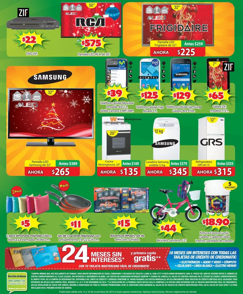 Despensa Familiar OFErTAS del dia mas barato del año - 15nov14