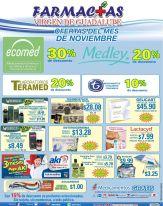 Fin de semana compras de medicamentos en oferta - 01nov14