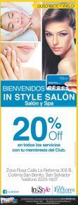 IN STYLE salon and spa - 21nov14