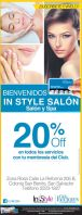 IN STYLE salon and spa - 21nov14
