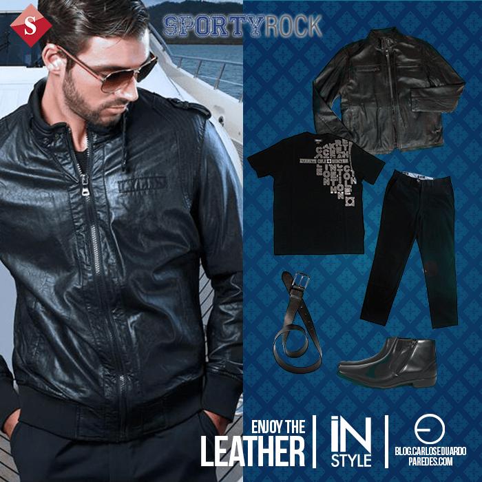 Jacket style gentleman fashion carlos eduardo paredes