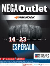 MEGA outlet tires hankook - 13nov14