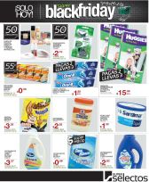 Paquetes de pampers HUGGIES en oferta - 28nov14