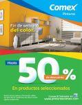 Pinturas COMEX con descuento 50 OFF - 28nov14