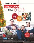 Promociones CASA CLARO triple - 17nov14