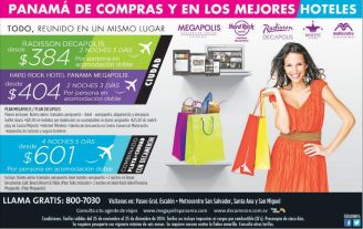 SHOPPING tour on panama city - 25nov14