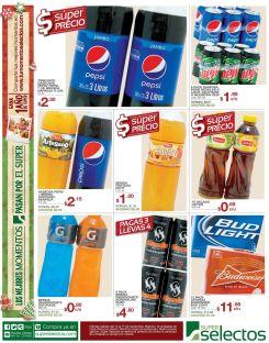 SUPER precios en bebidas para la familia - 14nov14