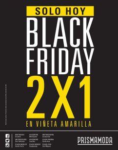 TODAY prisma moda BLACK FRIDAY - 28nov14