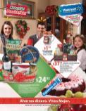 WALMART canastas navideñas 2014