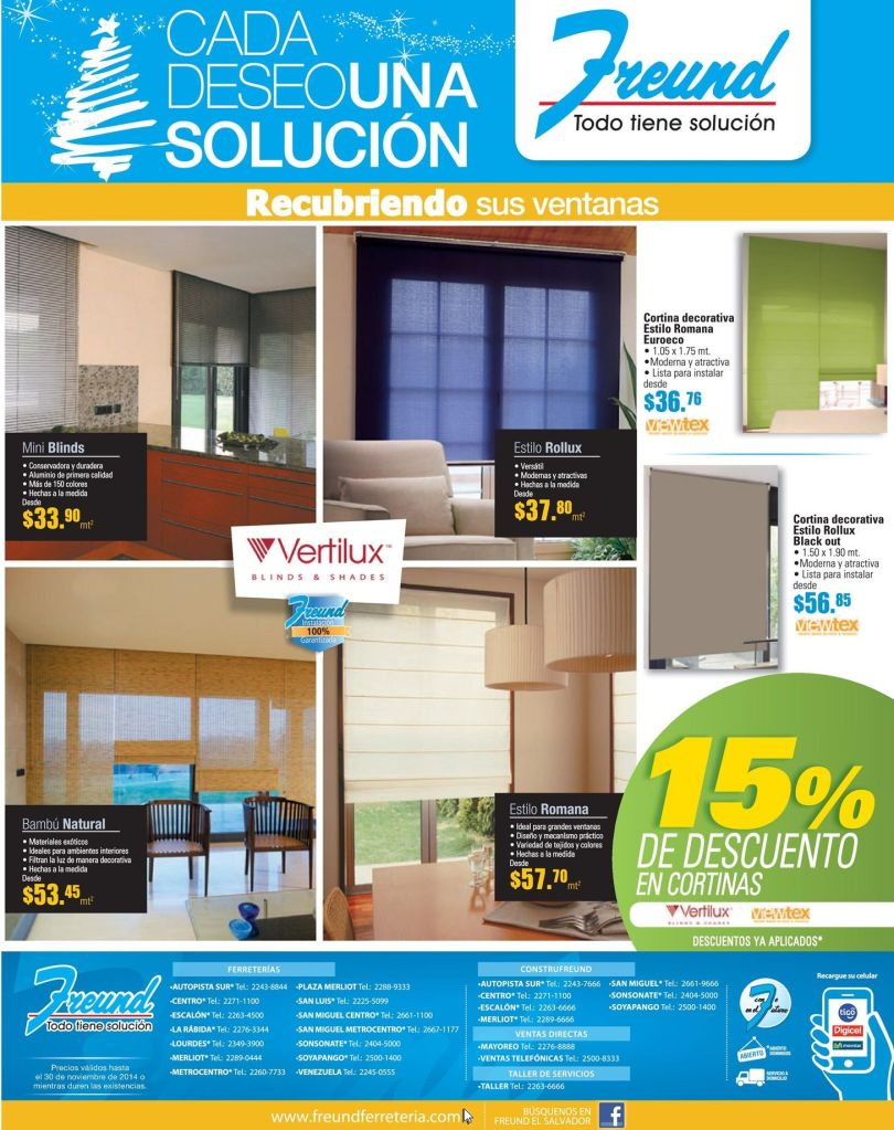Windows decorate VERTILIX blinds and swades - 14nov14