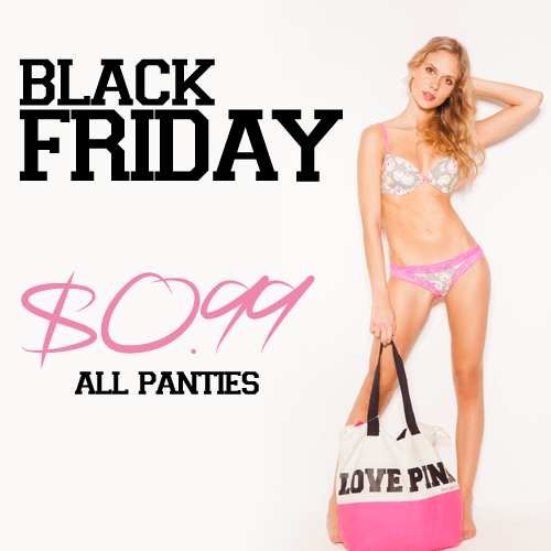 all panties offer pink store black friday