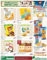 cereales nutritivos descuentos super selectos - 21nov14