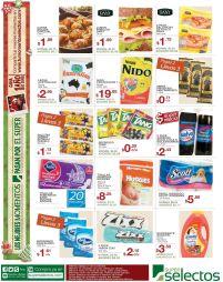 lunes las ofertas de l super selectos - 17nov14