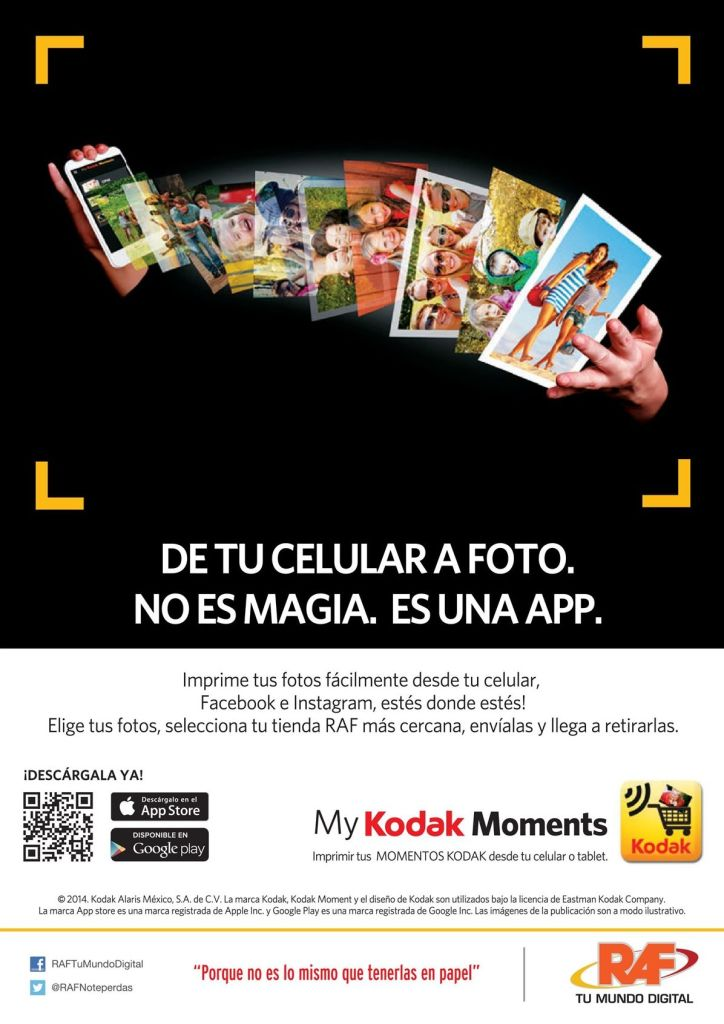photo APP my KODAK moments download NOW