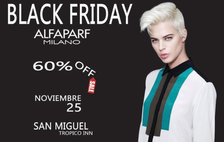 productos de belleza ALFA PARF MILANO black friday - 24nov14