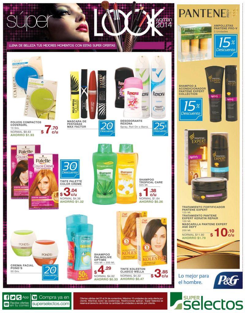 productos de belleza descuentos - 22nov14