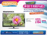 tripogas ofertas televisor pantalla MASTerTECH - 06nov14