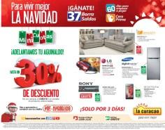 Adelanto ed Aguinaldo para compras de muebles - 09dic14