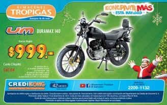 Almacenes tropigas ofertas de motos - 08dic14