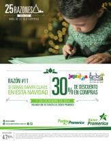 Banco promerica DESCUENTOS juguetes y accesorios de bebes - 11dic14