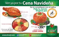 CENAS gourmet exclusivas en navidad - 24dic14