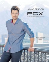 Christmas Season PCX pierre cardin