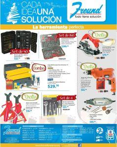 Comprar herramientas perfectas FREUND ferreterias - 12dic14