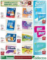 Descuento en productos papel higienico - 01dic14